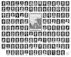Yale Divinity School 2011 Senior Portraits Composite Photograph