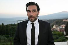 Nastri d'argento film awards assigned to Taormina - 02 July 2018