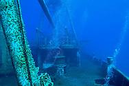 Main deck, USS Kittiwake