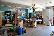 Pick Up Sticks Enterprises, Studio & Workshop of Architect & Artist Christopher Dukes, Kingsford, Sydney, New South Wales, Australia.