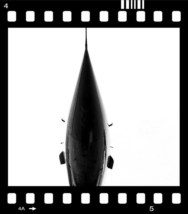 Concorde at Heathrow
