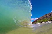 Shore Break at Big Beach in Maui