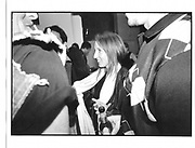Sam Taylor Wood opening Chisenhale Gallery, Chisenhale Gallery, Chisenhale St. East End. London 10 Sept 96© Copyright Photograph by Dafydd Jones 66 Stockwell Park Rd. London SW9 0DA Tel 020 7733 0108 www.dafjones.com