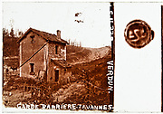 WW1 trenches at Verdun