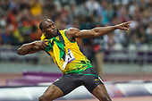 Track and Field Usain Bolt
