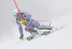 Victor Muffat-Jeandet (FRA) during 1st run of Men's Slalom race of FIS Alpine Ski World Cup 57th Vitranc Cup 2018, on March 4, 2018 in Kranjska Gora, Slovenia. Photo by Urban Meglič / Sportida