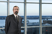 Frank Mascagni III of Mascagni Law Offices, photographed for Kentucky's Best Lawyers.