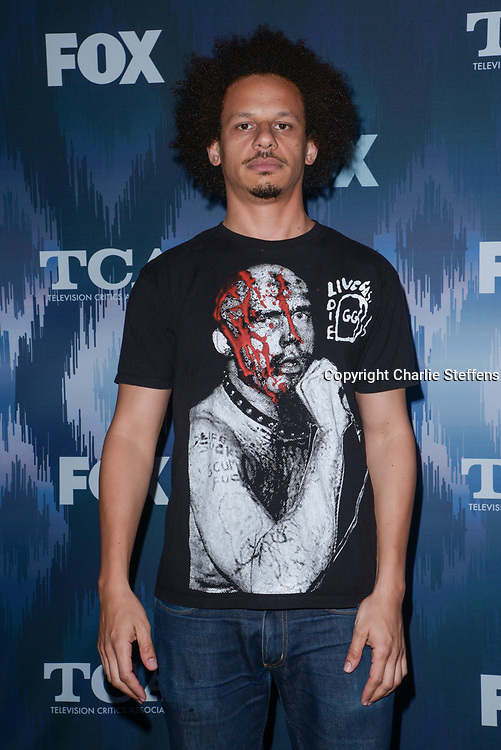 ERIC ANDRE at the Fox Winter TCA 2017 All-Star Party at the Langham Hotel in Pasadena, California