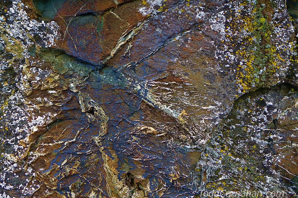 SPAET Rock Finlayson Arm detail
