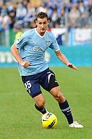 Miroslav Klose (Lazio)<br /> Roma, 06/11/2011 Stadio Olimpico<br /> Football Calcio 2011/2012 <br /> Lazio vs Parma<br /> Campionato di calcio Serie A<br /> Foto Insidefoto Antonietta Baldassarre