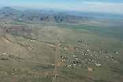 Aerial photographs of the Big Bend region near Alpine, Texas where the proposed Trans Pecos Pipeline will run on June 19, 2015. (Cooper Neill for The Texas Tribune)