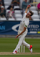 W J Wighell (Durham County Cricket Club) in action during the LV County Championship Div 1 match between Durham County Cricket Club and Hampshire County Cricket Club at the Emirates Durham ICG Ground, Chester-le-Street, United Kingdom on 2 September 2015. Photo by George Ledger.