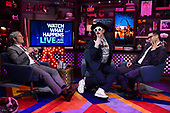 """September 28, 2021 - USA: Bravo's """"Watch What Happens Live with Andy Cohen"""" - Episode: 18155"""