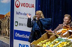 BYTOMSKI Laura (GER),Sky<br /> Finale HGW-Bundesnachwuchschampionat der Springreiter <br /> gefördert durch die Horst-Gebers-Stiftung <br /> In Memoriam Debby Winkler<br /> Stilspringen Kl. M*<br /> Nat. style jumping competition Kl. M*<br /> Braunschweig - Classico 2020<br /> 08. März 2020<br /> © www.sportfotos-lafrentz.de/Stefan Lafrentz