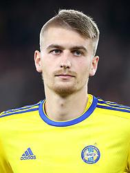 BATE Borisov's Zakhar Volkov