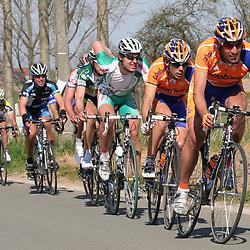 Sportfoto archief 2006-2010<br /> 2007<br /> Juan Antonio Flecha, Oscar Freire Flanders 2007