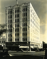 1928 Hollywood Professional Bldg. at Hollywood Blvd. & Sycamore Ave.