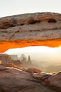 Mesa at Sunrise, Canyonlands National park, Utah, United States of America