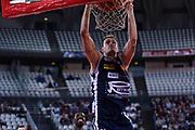 Jacopo Borra<br /> Virtus Roma - Remer Blu Basket Treviglio<br /> Campionato Basket LNP 2018/2019<br /> Roma 23/12/2018<br /> Foto Gennaro Masi / Ciamillo-Castoria