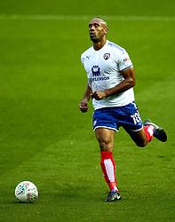 Chris O'Grady of Chesterfield - Mandatory by-line: Robbie Stephenson/JMP - 08/08/2017 - FOOTBALL - Hillsborough - Sheffield, England - Sheffield Wednesday v Chesterfield - Carabao Cup