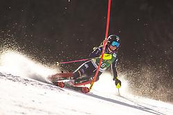 Martina Peterlini (ITA) during the Ladies' Slalom at 56th Golden Fox event at Audi FIS Ski World Cup 2019/20, on February 16, 2020 in Podkoren, Kranjska Gora, Slovenia. Photo by Matic Ritonja / Sportida
