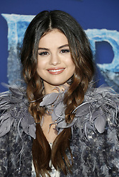 Selena Gomez at the World premiere of Disney's 'Frozen 2' held at the Dolby Theatre in Hollywood, USA on November 7, 2019.