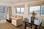Boulcott Suites, O'Reily Avenue, Wellington city. For the Village Accommodation Group.   www.villagegroup.co.nz