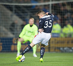 Falkirk's Baird. Falkirk 1 v 1 Rangers, Scottish Championship game played 27/2/2014 at The Falkirk Stadium .