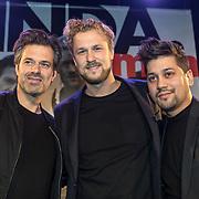 NLD/Amsterdam/20191104 - Perslancering LINDA.man, Joris Bijdendijk, Jermain de Rozario en Sergio Herman