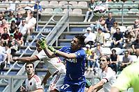 gol Alex Milan Goal celebration <br /> Reggio Emilia 17-05-2015 Mapei Stadium Football Calcio Serie A 2014/2015 Sassuolo - Milan Foto Image Sport/Insidefoto