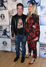 Dennis Quaid & Girlfriend - 25 Oct 2019