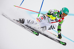 22.12.2013, Gran Risa, Alta Badia, ITA, FIS Ski Weltcup, Alta Badia, Riesenslalom, Herren, 1. Durchgang, im Bild Felix Neureuther (GER) // Felix Neureuther of Germany in action during mens Giant Slalom of the Alta Badia FIS Ski Alpine World Cup at the Gran Risa Course in Alta Badia, Italy on 2012/12/22. EXPA Pictures © 2013, PhotoCredit: EXPA/ Johann Groder