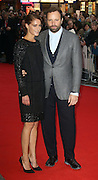 October 13, 2015 - Yorgos Lanthimos and Ariane Labed attending 'The Lobster' screening at BFI London Film Festival at Vue Cinema, Leicester Square in London, UK.<br /> ©Exclusivepix Media