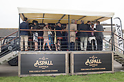 Sam Sangster, Carlo Carello and Christian Hamilton host a preview of Aspall's 1728 Fine Sparkling Cyder. Ladies Day, Epsom Downs.  A pop-up bar in No 1 car-park and lunch in a Box in the grandstand. . 3 June 2016