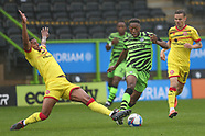 Forest Green Rovers v Walsall 031020