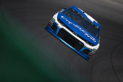 July 13, 2018 - Sparta, Kentucky, United States of America - Kyle Larson (42) practices for the Quaker State 400 at Kentucky Speedway in Sparta, Kentucky. (Credit Image: © Stephen A. Arce/ASP via ZUMA Wire)