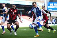 Blackburn Rovers v Bournemouth 050421