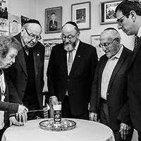 Chief Rabbi at HSC Kristallnacht 09.11.2018