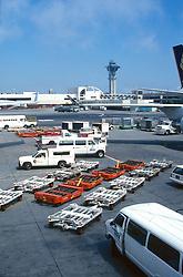 Airport Luggage Racks