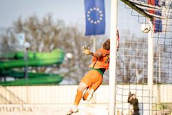during football match between NS Mura and Olimpija in 30th Round of Prva liga Telekom Slovenije 2020/21, on 25 ofApril, 2021 in Fazanerija, Murska Sobota, Slovenia. Photo by Blaž Weindorfer / Sportida