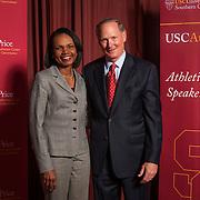USC Athletic Director's Speaker Series: Condoleezza Rice Event