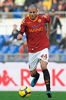 Fotball<br /> Italia<br /> Foto: Inside/Digitalsport<br /> NORWAY ONLY<br /> <br /> Jeremy MENEZ Roma<br /> <br /> 22.11.2009<br /> Roma v Bari 3-1
