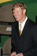 28 August 2006: Inductee Alexi Lalas. The National Soccer Hall of Fame Induction Ceremony was held at the National Soccer Hall of Fame in Oneonta, New York.