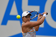 Ashleigh Barty of Australia during the Final of the Aegon Classic Birmingham at Edgbaston Priory Club, Edgbaston, United Kingdom on 25 June 2017. Photo by Martin Cole.