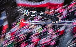19.01.2019, Wielka Krokiew, Zakopane, POL, FIS Weltcup Skisprung, Zakopane, Herren, Teamspringen, im Bild Andreas Alamommo (FIN) // Andreas Alamommo of Finland during the men's team event of FIS Ski Jumping world cup at the Wielka Krokiew in Zakopane, Poland on 2019/01/19. EXPA Pictures © 2019, PhotoCredit: EXPA/ JFK