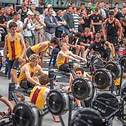 25 - Mens relays 1  @ NZ Indoor 2018