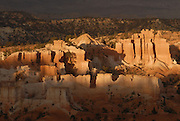 The stunning rock formations of the Bryce canyon,Utah,USA