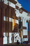 PR530A art light on the grand palais facade