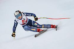 12.01.2020, Keelberloch Rennstrecke, Altenmark, AUT, FIS Weltcup Ski Alpin, Alpine Kombination, Super G, Damen, im Bild Nicol Delago (ITA) // Nicol Delago of Italy during the women's Alpine combined SuperG competition for the FIS ski alpine world cup at the Keelberloch Rennstrecke in Altenmark, Austria on 2020/01/12. EXPA Pictures © 2020, PhotoCredit: EXPA/ Johann Groder