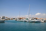 New Marina, Old Town Limassol, Cyprus